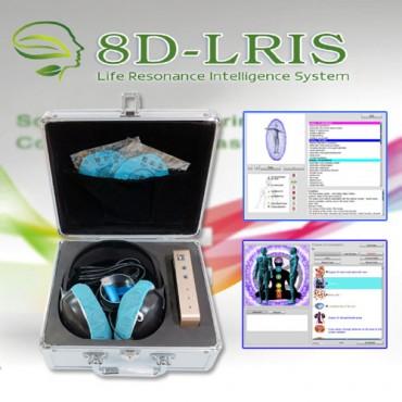8D-LRIS/8DNLS Bioresonance Machine with Aura & Chakra