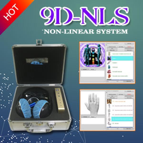 Bioplasm 9D-NLS Bioresonance Machine - Aura & Chakra