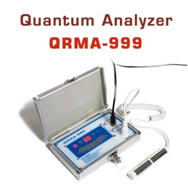 QRMA-999 Quantum Resonance Magnetic Analyzer