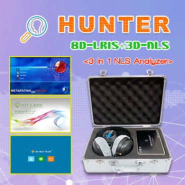 3 IN 1 Metatron Hunter 4025+ 8DNLS+3D-NLS