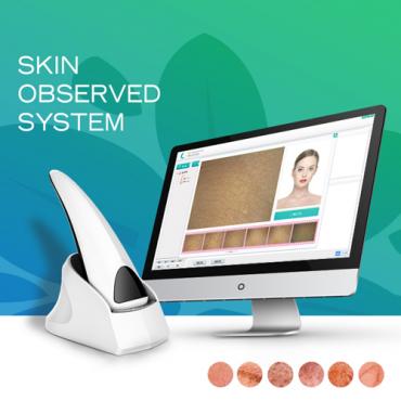 2021 New Model Portable Skin Analyzer
