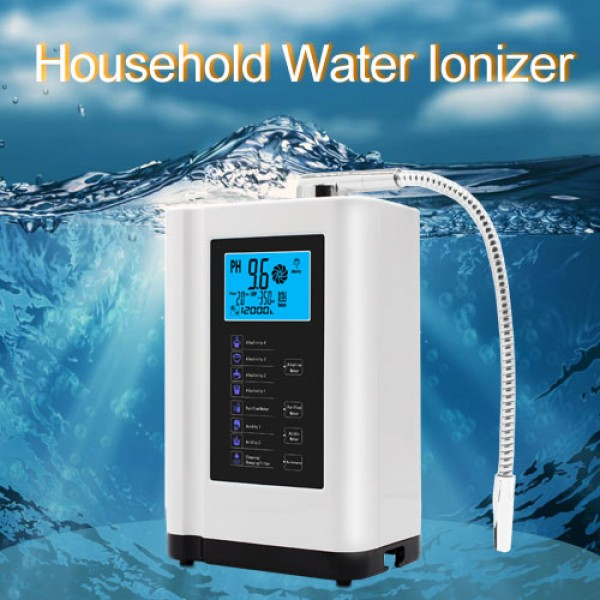 5 plates Household Water Ionizer For High pH Value